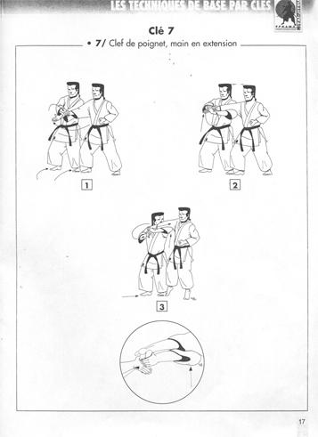 Technique de base 7 Clé
