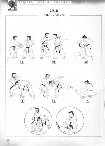 Technique de base 8 Clé