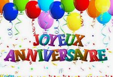 Joyeux anniversaire Guillaume 40 ans